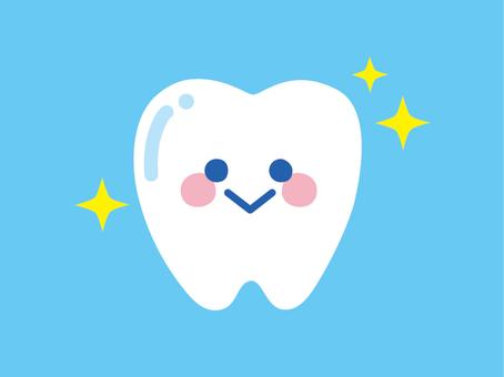 Large teeth 3