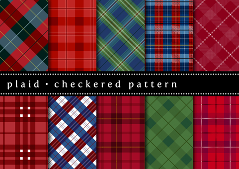 Pattern set 028 Various checks