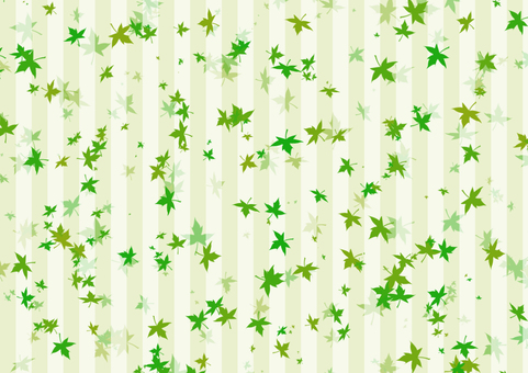 Leaves and stripes background 4