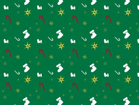 聖誕節模式