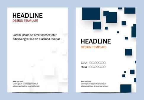 Design Template Square