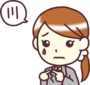 [여성 정장] 대각선 _ 구순