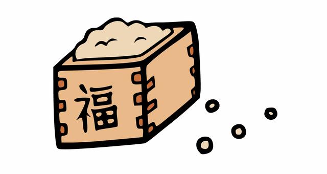 Setsubun /豆