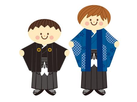 Shichigosan Boys