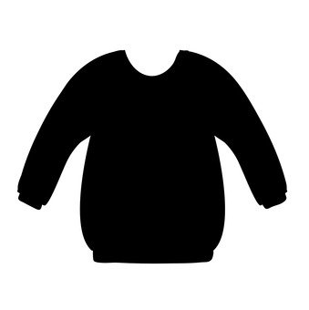 Sweater silhouette