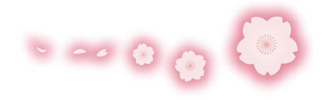 Sakura - fluffy
