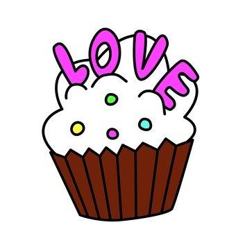 杯形蛋糕1