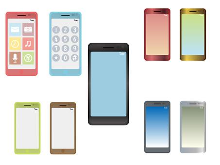 Smartphone set