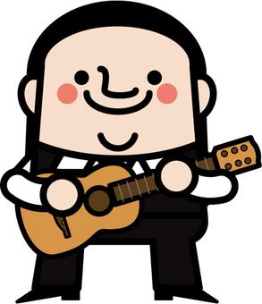 Uncle Fairy Flamenco Guitar