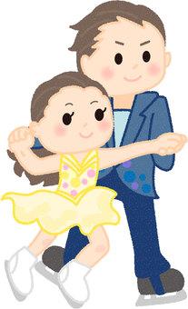 Figure Ice Dance