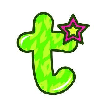 Alphabet (t)