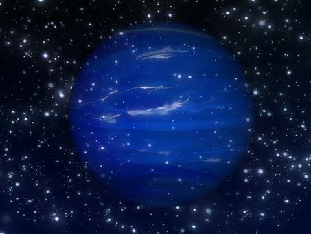 宇宙壁紙 惑星 海王星①