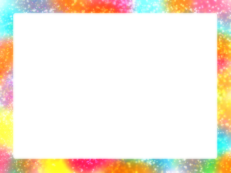 Colorful ☆ frame
