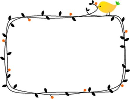 Cornice per uccelli