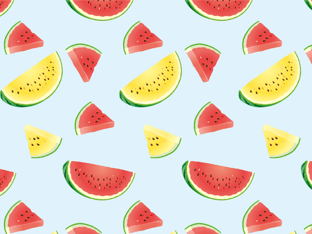 Watermelon pattern 04