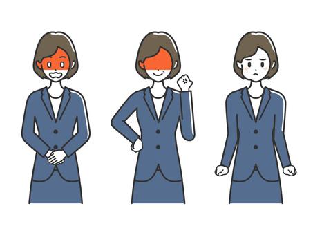 Women's upper body suit 11