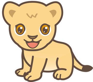 어린이 사자 2