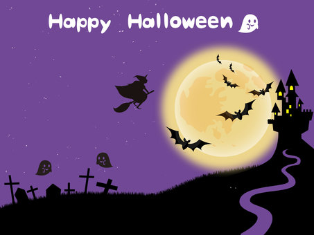 Halloween background 3