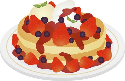 Pancake berries