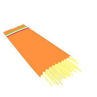 Spaghetti (with bag)