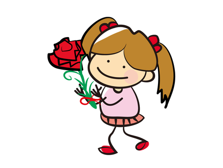 Children and Carnation 09