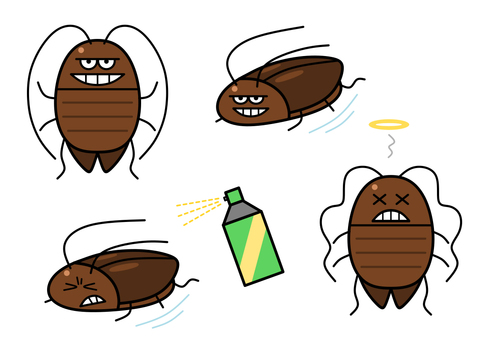 cute? cockroach