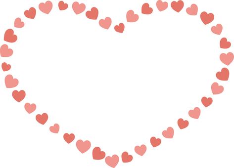 Heart DE Heart Frame