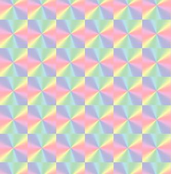 Hologram (glitter) background material