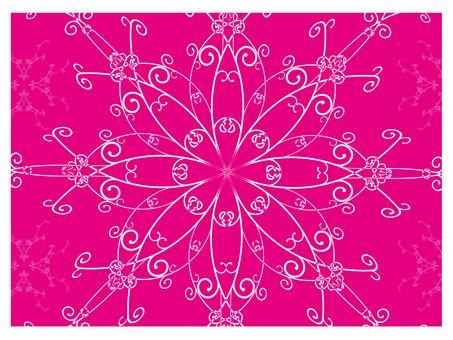 Arabesque pattern 4