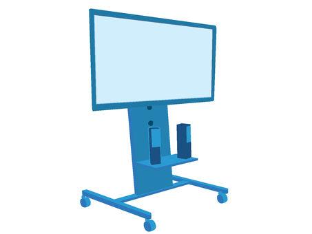 School TV stand