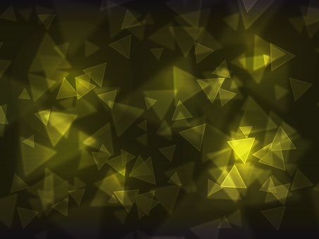 三角灯·深黄色