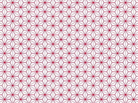 ai Japanese pattern pattern hemp background 3