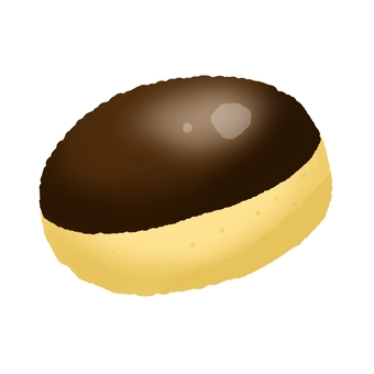 Chestnut head