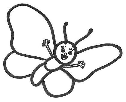 Butterfly butterfly 06