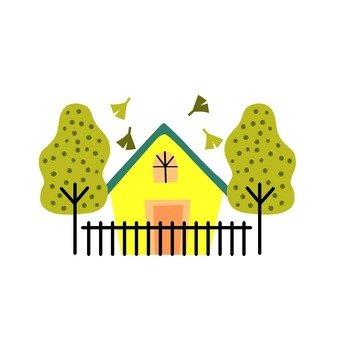 가을의 집