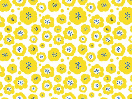 Scandinavian style flower