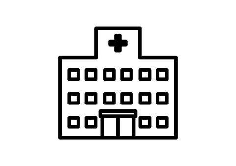 醫院圖標01