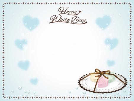 마시멜로 화이트 데이 카드 01