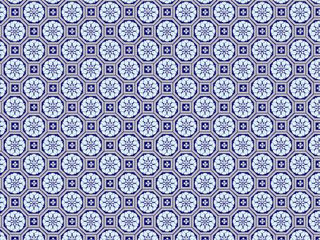 ai with geometric pattern · swatch 26