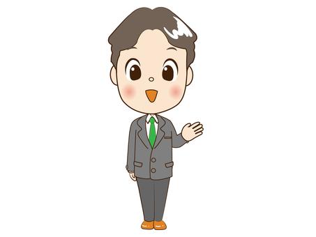 Suit male -1 - 6 ac - whole body cs 3