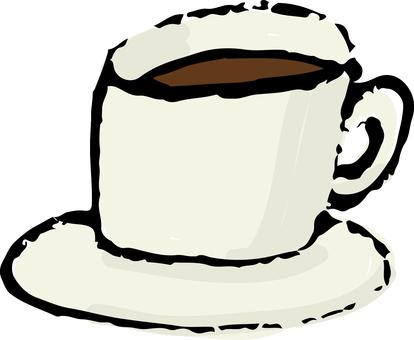 Illustration Coffee