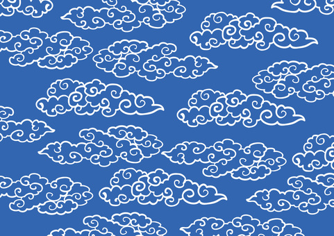 Japanese style material cloud