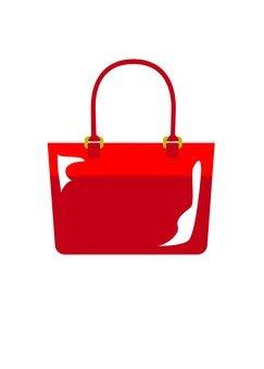 Brand bag (red)