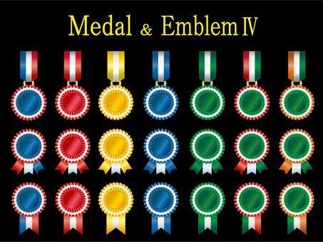 メダル&勲章 4