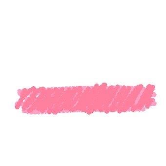 Crayon material 12