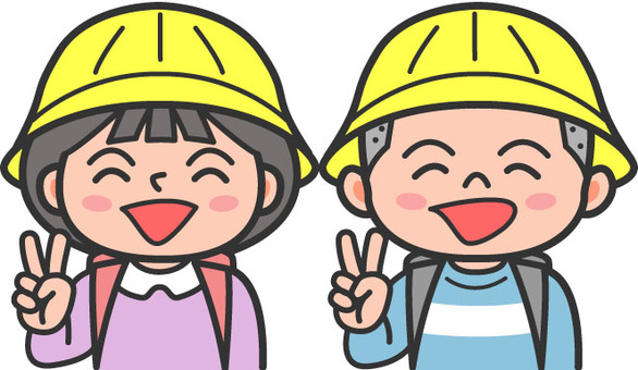 Elementary school students (men and women)