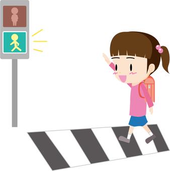 Crossing (girls)