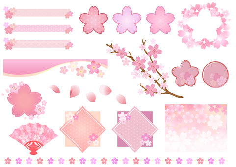 벚꽃 소재 22