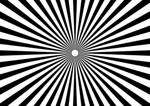 Radiation Fine Black and White