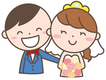 결혼 부부 2